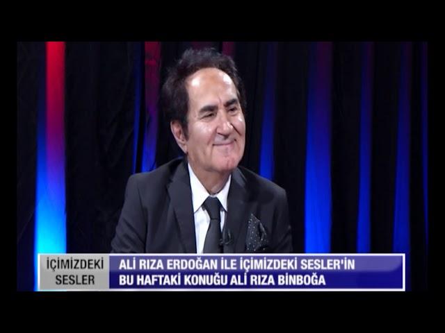 Ali Rıza Erdoğan ile İçimizdeki Sesler// 25 Mart 2019 ( Ali Rıza Binboğa)