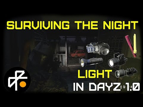 Lights and Darkness, How to Survive the Night [DayZ 1.0]