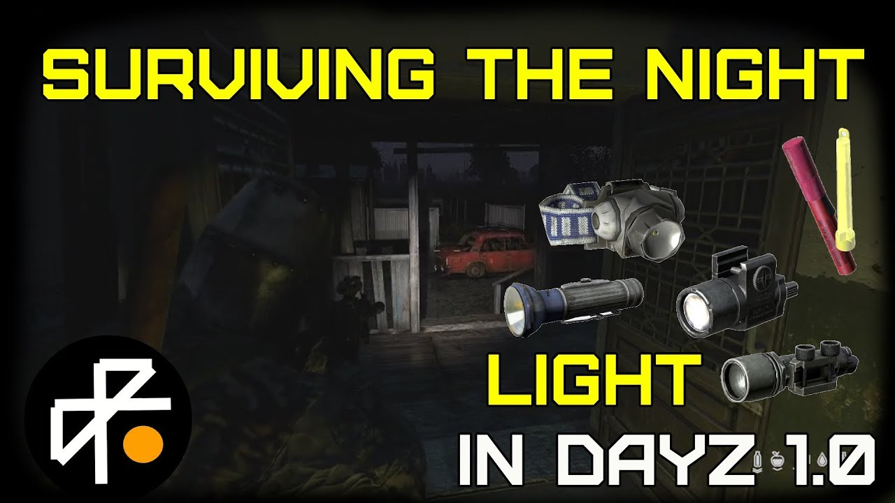 Dealing With The Night [DayZ 1 0] - Dayz TV