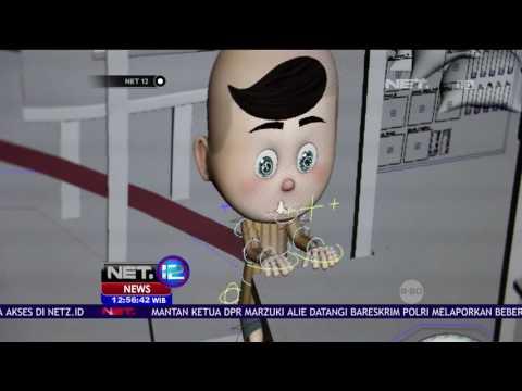 Siswa SMK Umar Said Kudus, Berhasil Ciptakan Karya Film Animasi 3 Dimensi - NET12