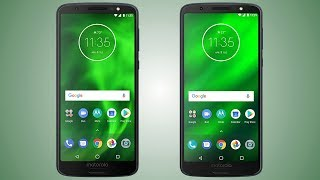 Motorola Moto G6 vs Moto G6 Plus Comparison