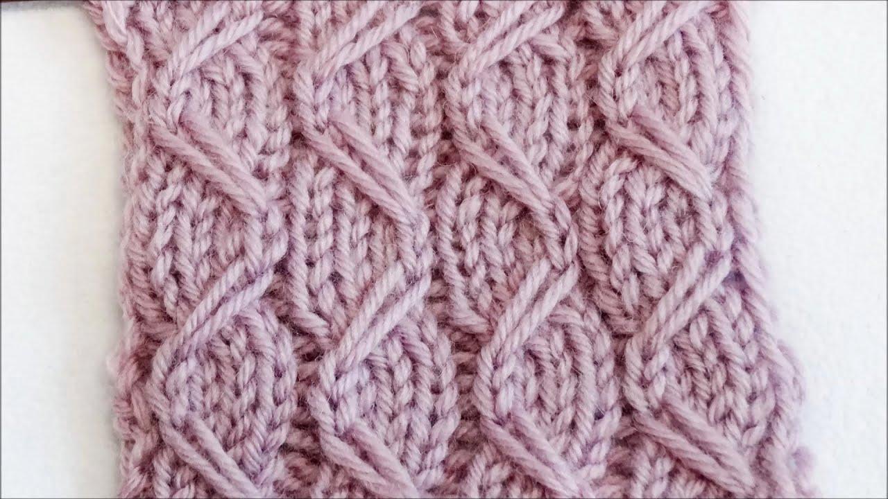 Slipped Stitch Knitting Fix : Strickmuster mit Zugmaschen - Knitting Pattern with Slipped Stitches - Ranken...