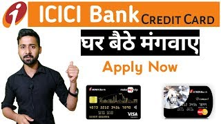 Apply Online  ICICI Bank Instant Approval Credit Card |  ICICI Bank Credit Card online