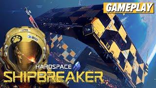Turn Spaceships Into Cash In Hardspace: Shipbreaker | Kotaku
