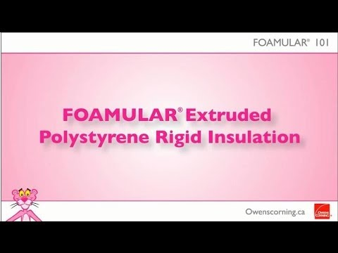 Foamular 174 101 Youtube