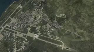 falcon bms 4 33 u1 full afterburner takeoff in an f 16 block 50 0 23000 ft in 60 sec