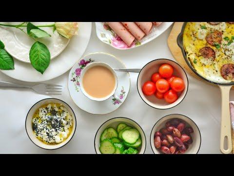 Mediterranean Breakfast | Silent Vlog Asmr | Table Setting #شتاء_اليوتيوبرز