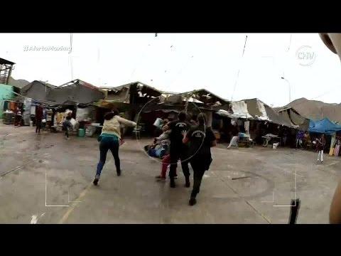 Gendarmería debió detener batalla de bandas rivales en Cárcel de Arica - ALERTA MÁXIMA