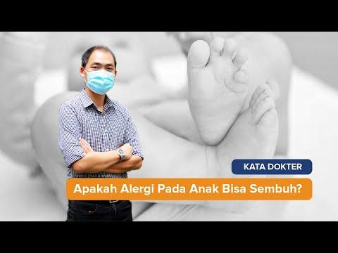 Apakah Alergi Pada Anak Bisa Sembuh?