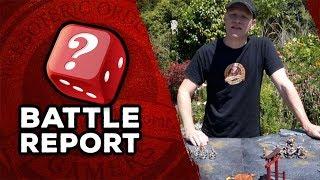 Wrath of Kings Battle Report 4