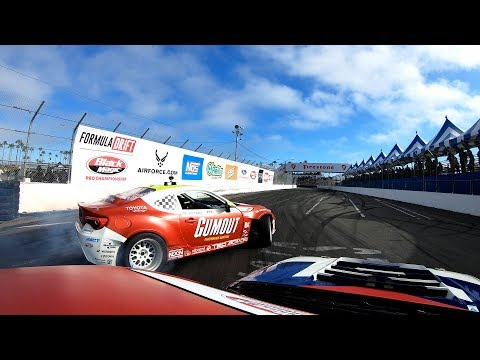 GoPro: Formula Drift 2018 Highlights