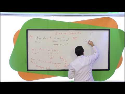 LYS Matematik Limit Konusu