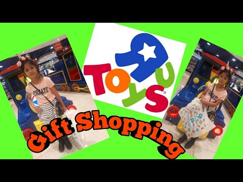 Toys R Us Christmas Gift Shopping At Dalma Mall Abuhabi