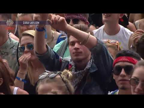 Zara Larsson  Lollapalooza 2017  -HD-