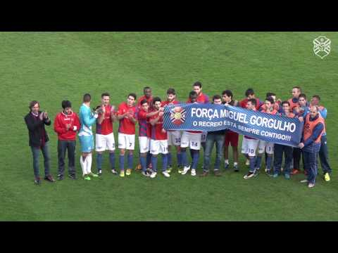 Resumo - R.D. Águeda - Mortágua FC | 11ª Jornada CPP