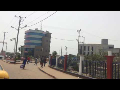Monrovia Junction
