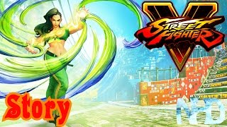 Let's Play Street Fighter V Story (Laura)