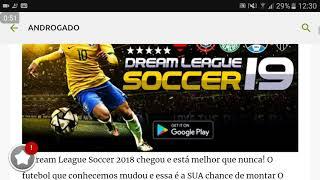 Como baixar e instalar Dream League Soccer Brasileirão 2019 MOD [Money /  Brasileirão série A e B]