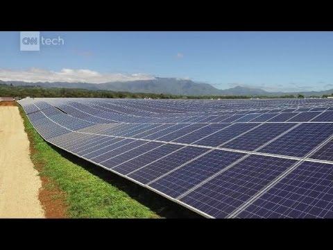 Tesla solar panels are starting to power Hawaii island