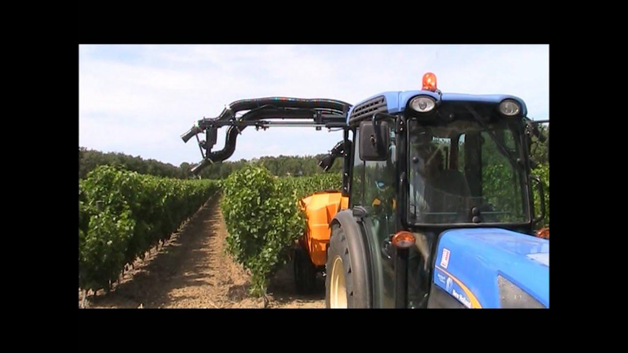 Calvet sa eco semi porte la pulv risation agricole for Porte agricole