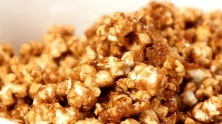 How To Make Caramel Popcorn | Candy Making