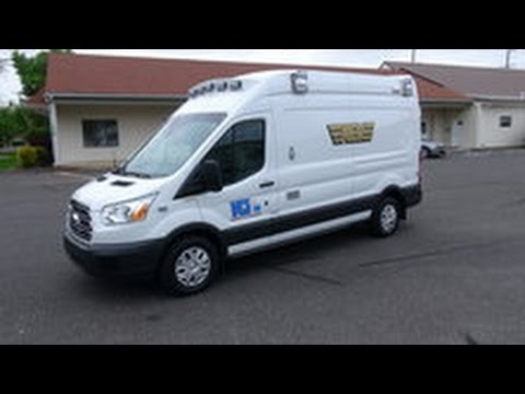 VCI In-Stock Ambulance 2016 AEV Transit 16SF20545HG