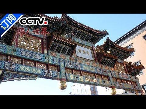 《华人世界》 20171013 | CCTV-4