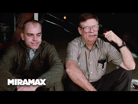 Sling Blade  'Checking In' HD  Billy Bob Thornton, James Hampton  MIRAMAX