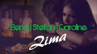 Elena & Stefan & Caroline Зима