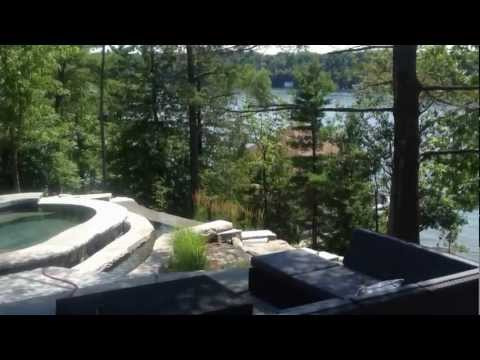 Most amazing water feature and hot tub - Part 1 of 3