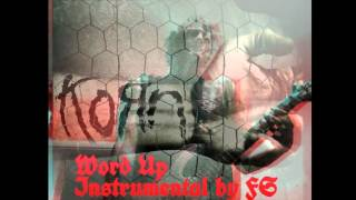 Korn -  Word Up (Instrumental by FS)