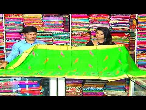 Stylish Jaipur Kota With Moti Work Saree    Hello Ladies    New Arrivals    Vanitha TV