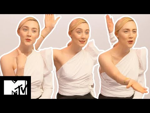Saoirse Ronan Goes Speed Dating! | MTV Movies
