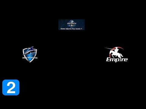 Full Highlights Vega Squadron Vs Team Empire Game 2- Global ESports Cup