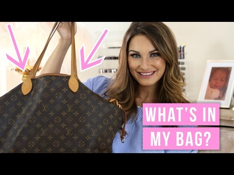 What's In My Bag / Purse | Samantha Faiers