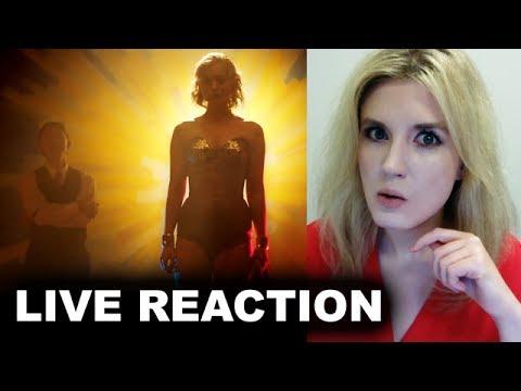 Professor Marston & The Wonder Women Trailer REACTION
