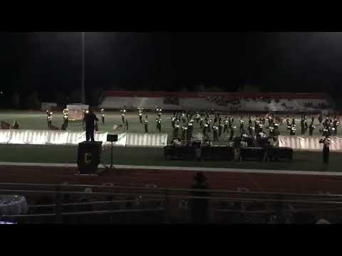 Ed W Clark High School Charger Band 10/26/19
