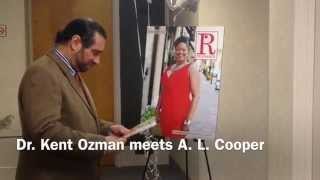 A. L. Cooper and Dr. Kent Ozman
