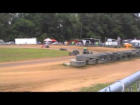 7-21-2013 (370 Flathead MONEY) FEATURE, Fairmont Raceway