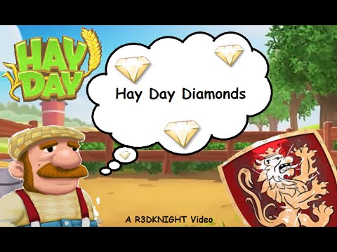 Hay Day - How to Get Diamonds in Hay Day