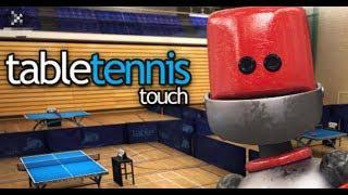 BATALHA DE PING PONG - Table tennis touch ft. Mateus (MEU NOVO CANAL NA DESCRIÇÃO)