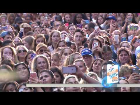 Shawn Mendes - Ruin  ( Live on Today Show...