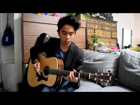 Say You Wont Let Go By James Arthur  Fingerstyle Cover