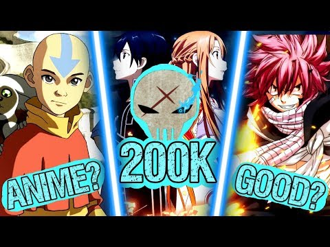 My Top 10 'Controversial' Anime Opinions [200k Special]