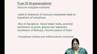 Mod-08 Lec-15 Hypersensitivity types 2, 3 ,4 and Autoimmunity