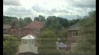 Aug 22-2012 ''There it is'' Strange sounds in the sky -Manchester UK