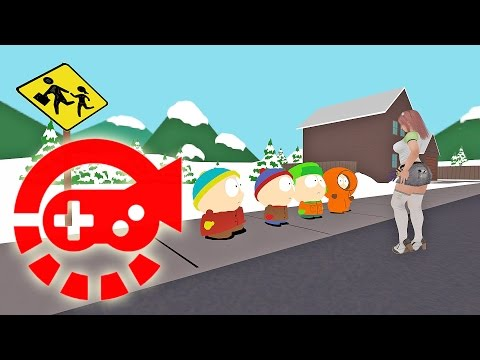 360° Video - South Park GMod