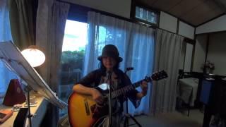 夏本番ですね。ちょっと沖縄の雰囲気のする 涙そうそうを 弾き語りした...