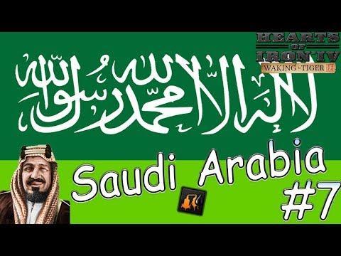 DO I DESERVE ARABIA?! | HOI4 Kaiserreich Saudi Arabia #7