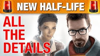 🚨 NEW HALF LIFE  GAME ANNOUNCED 🚨 - ALL The Details We Know